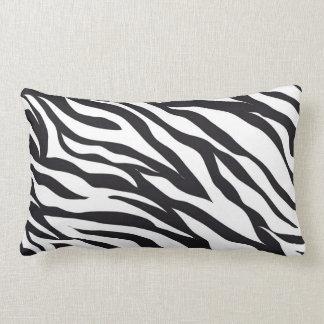 Zebra Print Animal Pattern pillow