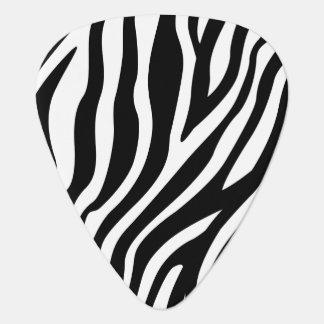 Zebra Print Black And White Stripes Pattern Pick