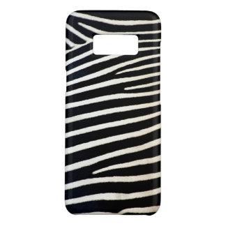 Zebra print Case-Mate samsung galaxy s8 case