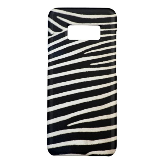 Zebra print Case-Mate samsung galaxy s8 case