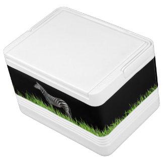 Zebra Print Igloo cooler