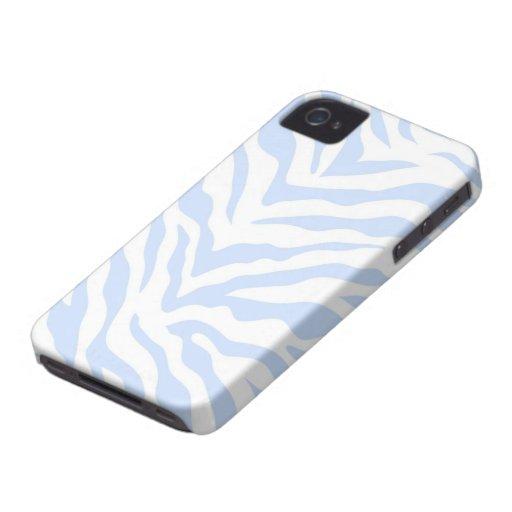 Zebra Print iPhone 4/4S Case Mate Case Case-Mate iPhone 4 Cases
