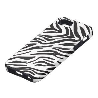 Zebra Print iPhone 5 iPhone 5 Covers