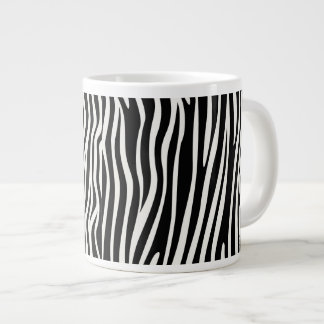 Zebra Print Jumbo Mug