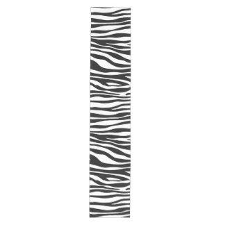 Zebra Print Medium Table Runner