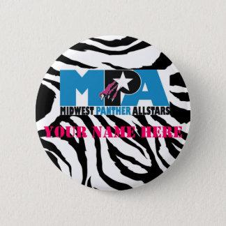 Zebra Print MPA Button