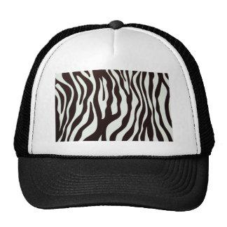 Zebra Prints Hat
