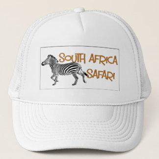 Zebra Safari South Africa Cap