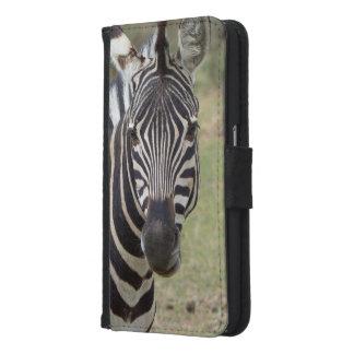 zebra samsung galaxy s6 wallet case