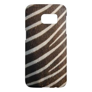 Zebra Samsung Galaxy S7 Case
