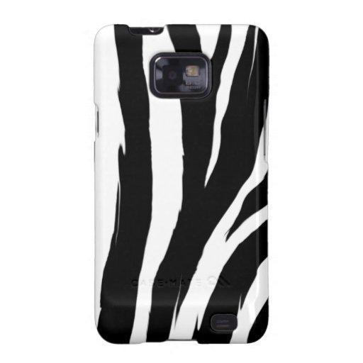 Zebra Scandal! Samsung Galaxy S2 Covers