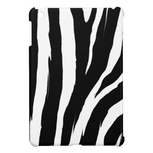 Zebra Scandal! iPad Mini Covers
