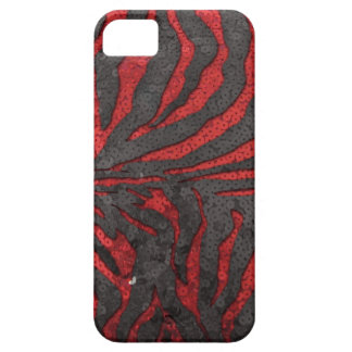 Zebra Sequins Case For The iPhone 5