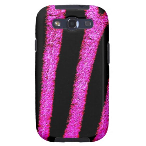 Zebra Skin Galaxy S3 Covers