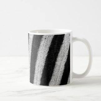 Zebra Skin Coffee Mug