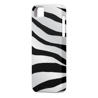 Zebra Skin iPhone 5 Case-Mate Barely There