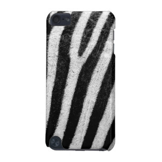 Zebra skin iPod touch (5th generation) cases