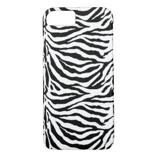 Zebra Skin-Look Stripes iPhone 8/7 Case