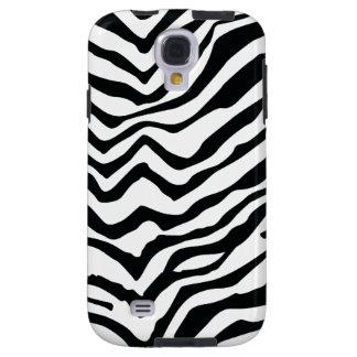 Zebra Skin Pattern Galaxy S4 Case