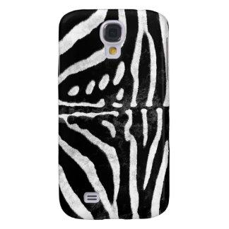 Zebra Skin Print Samsung Galaxy S4 Cover
