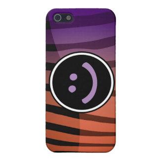 Zebra Smile i iPhone 5/5S Covers