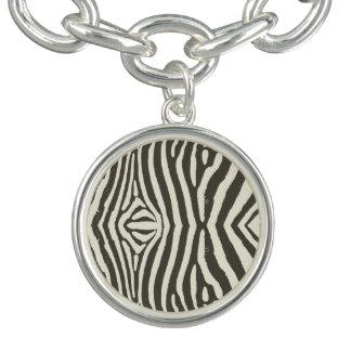 Zebra Stripe Bracelets
