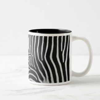 Zebra Stripe Pattern Coffee Mug