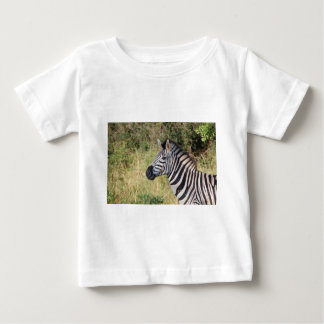 Zebra Stripes Animal African Safari Destiny Baby T-Shirt