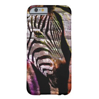 Zebra Stripes Barely There iPhone 6 Case