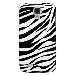 Zebra Stripes Galaxy S4 Case