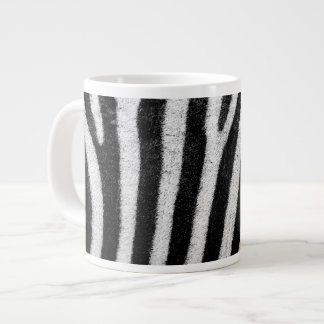Zebra Stripes Jumbo Mug