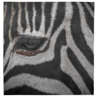 Zebra Stripes Napkin