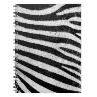 Zebra Stripes Notebook