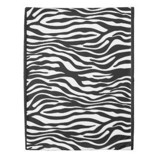 Zebra stripes pattern black & white + your ideas duvet cover