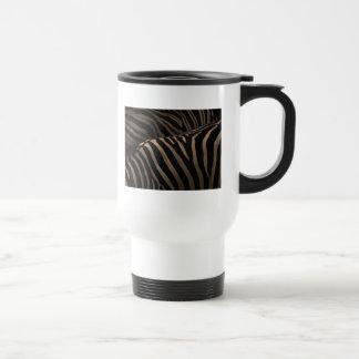 Zebra Thermal Mug