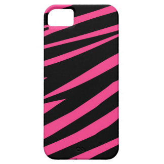 Zebra tiger stripes skin girly chic nature pattern iPhone 5 covers
