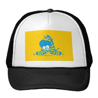 Zebra Trucker Hat