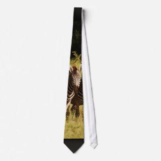 Zebra - unique safari designer range tie