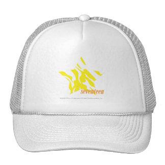 Zebra Yellow 3 Trucker Hat