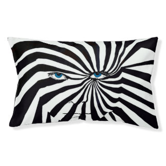 Zebraface cat/dog bed small dog bed