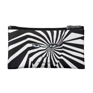 Zebraface Cosmetic  Bag Cosmetic Bag