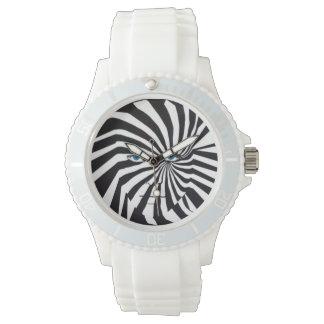 Zebraface wrist watch