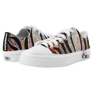 Zebrafido keangelidesart Low-Top sneakers