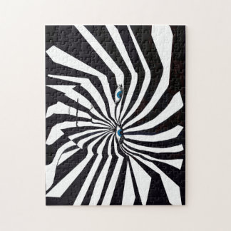Zebraman puzzle