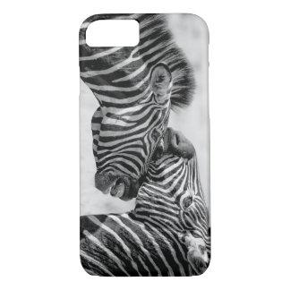 Zebras by storeman iPhone 8/7 case