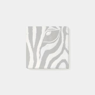 Zebra's Eye (Kimberly Turnbull Art) Post-it Notes