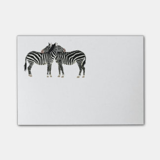 Zebras Post-it Notes