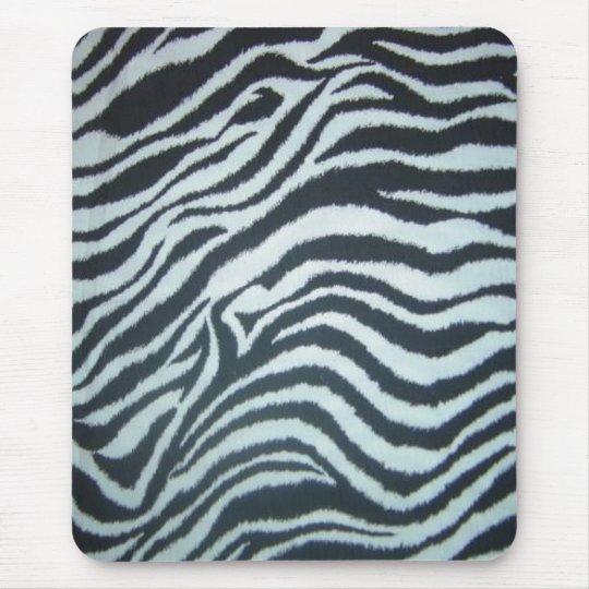 zebrastripes mouse pad