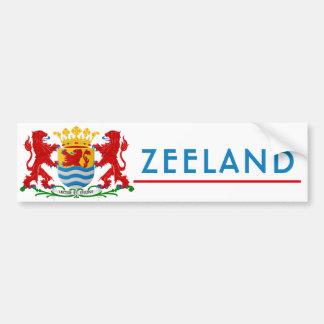 Zeeland Bumper Sticker
