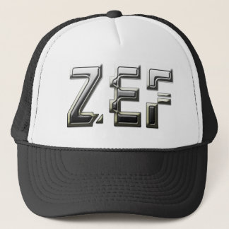 ZEF cool Trucker Hat